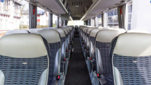 Bus Innenraum